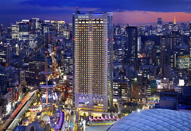 東京ドームホテル 写真1