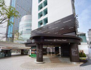 品川プリンスホテル Nタワー 写真