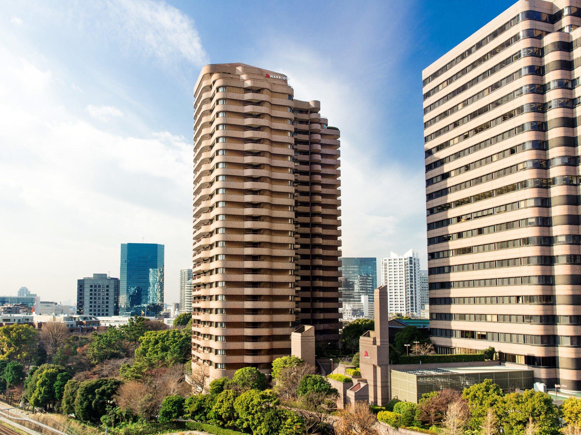 東京マリオットホテル  平均38平米のゆとりある広さの客室! 写真1