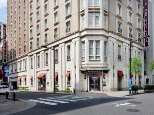 ホテルモントレ銀座  銀座の街角に佇むクラシカルなプチホテル! 写真