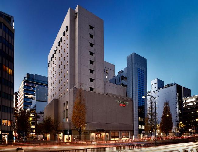 コートヤード・バイ・マリオット 東京ステーション 写真1