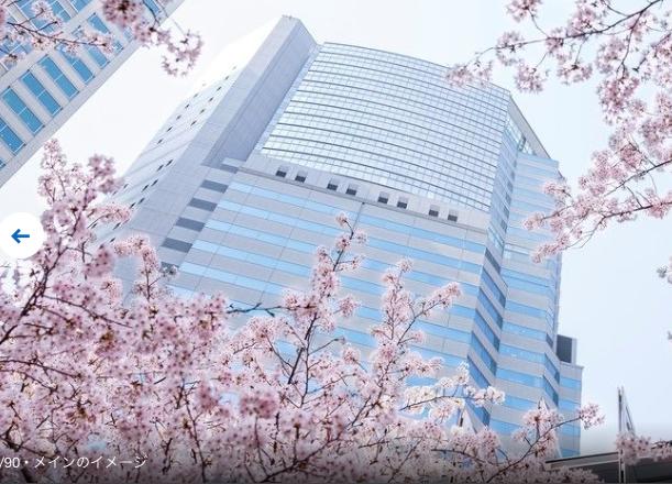ストリングスホテル東京インターコンチネンタル  品川駅港南口から徒歩1分! 写真1