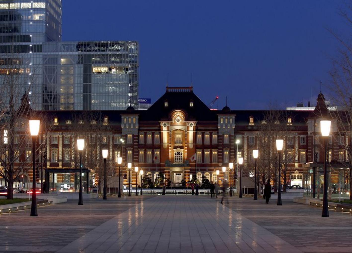 東京ステーションホテル  大正4年(1915年)創業! 写真1