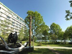 あかん湖鶴雅ウイングス  スタイリッシュな新しい形の温泉旅館! 写真