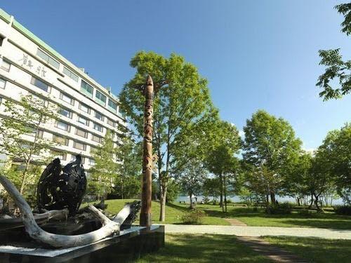あかん湖鶴雅ウイングス  スタイリッシュな新しい形の温泉旅館! 写真1
