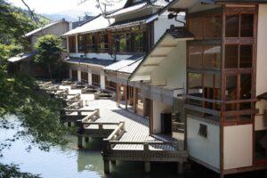 あさば   修善寺に527年続く温泉宿! 写真