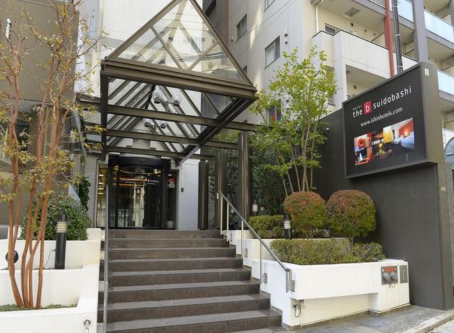 ザ・ビー 東京 水道橋  東京ドームから徒歩5分! 写真1
