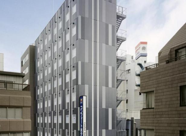 コンフォートホテル東京神田  新築で快適な全室禁煙ホテル! 写真1