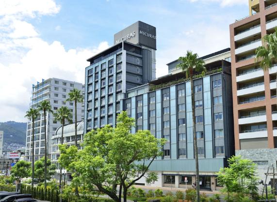 HOTEL MICURAS(ホテル ミクラス)太平洋を一望するパノラマオーシャンビュー! 写真1