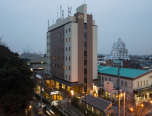 JR東日本ホテルメッツ 目白 写真