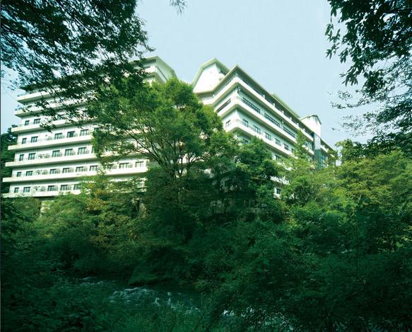 ロイヤルホテル 山中温泉河鹿荘  芭蕉が旅の疲れを癒した! 写真1