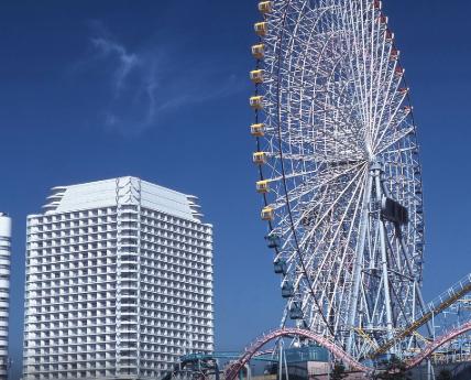 横浜ベイホテル東急  みなとみらい駅から徒歩1分 写真1