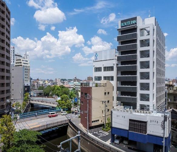 ホテルルートイン東京蒲田-あやめ橋-  京急蒲田駅から徒歩4分! 写真1