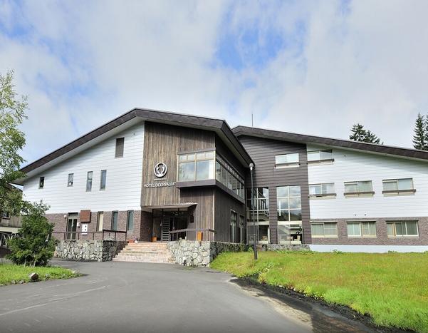 旭岳温泉 ホテルディアバレー   地元東川町の旬の幸をふんだんに! 写真1