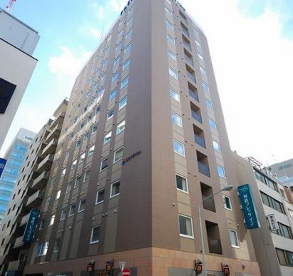 相鉄フレッサイン東京京橋  全客室にWI-FI接続環境完備! 写真1