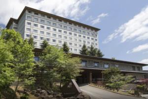 緑の風リゾートきたゆざわ 日本最大級の大露天風呂、20個の露天風呂! 写真