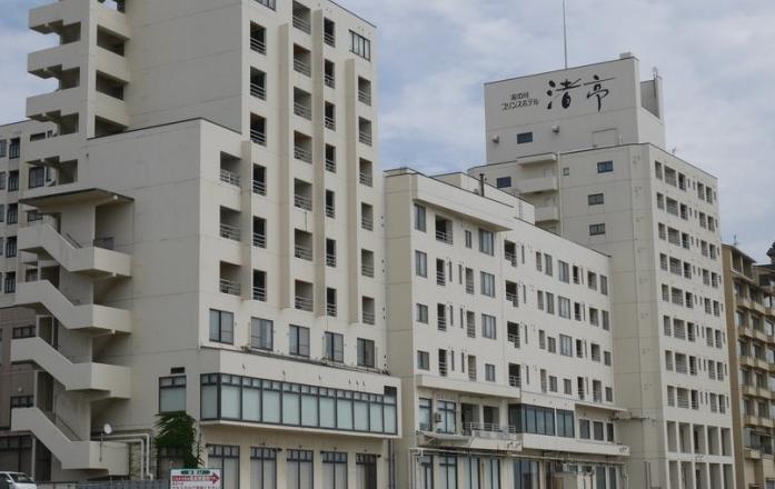 湯の川プリンスホテル渚亭  350余年の歴史を誇る! 写真1
