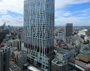 渋谷ストリームエクセルホテル東急  平成30年(2018年)9月13日に開業! 写真